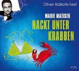 Nackt unter Krabben, 4 Audio-CDs