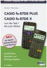 CASIO fx-87DE PLUS / fx-87DE X von der Sek I bis zum Abitur