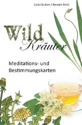 Wildkräuter, m. Bestimmungskarten