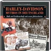 Harley-Davidson, Mythos in Deutschland
