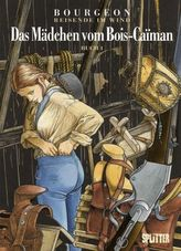 Reisende im Wind - Das Mädchen vom Bois-Caïman. Buch.1