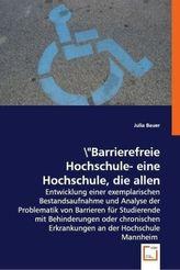 Barrierefreie Hochschule?!