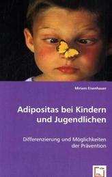 Adipositas bei Kindern und Jugendlichen