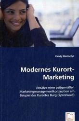 Modernes Kurort-Marketing