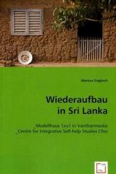 Wiederaufbau in Sri Lanka