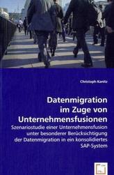 Datenmigration im Zuge von Unternehmensfusionen
