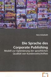 Die Sprache desCorporate Publishing