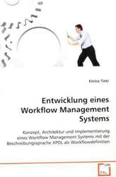 Entwicklung eines Workflow Management Systems
