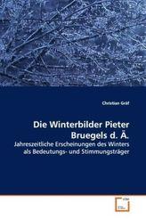 Die Winterbilder Pieter Bruegels d. Ä.