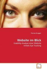 Website im Blick