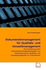 Dokumentenmanagement für Qualitäts- und Umweltmanagement