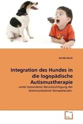 Integration des Hundes in die logopädische Autismustherapie