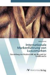 Internationale Markenführung von Luxusmarken