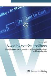 Usability von Online-Shops