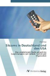 Sitcoms in Deutschland und den USA