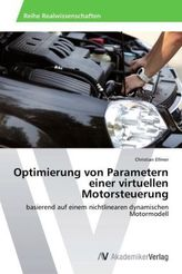 Optimierung von Parametern einer virtuellen Motorsteuerung