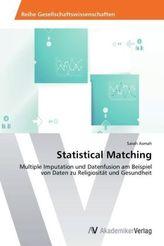 Statistical Matching