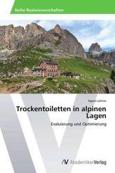 Trockentoiletten in alpinen Lagen