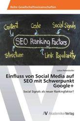 Einfluss von Social Media auf SEO mit Schwerpunkt Google+