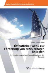 Öffentliche Politik zur Förderung von erneuerbaren Energien