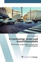 E-Carsharing: Arten und Geschäftsmodelle