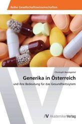 Generika in Österreich