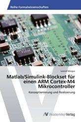 Matlab/Simulink-Blockset für einen ARM Cortex-M4 Mikrocontroller