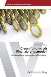 Crowdfunding als Finanzierungsmodell