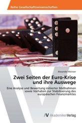 Zwei Seiten der Euro-Krise und ihre Auswege