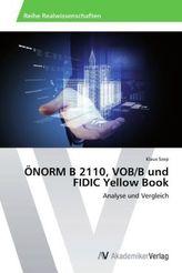 ÖNORM B 2110, VOB/B und FIDIC Yellow Book