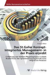 Das St.Galler Konzept-Integriertes Management- in der Praxis erprobt