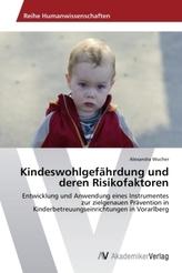 Kindeswohlgefährdung und deren Risikofaktoren