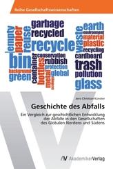 Geschichte des Abfalls