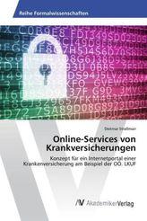 Online-Services von Krankversicherungen