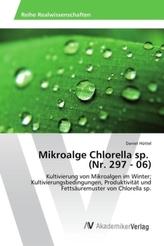 Mikroalge Chlorella sp. (Nr. 297 - 06)
