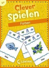 Clever spielen (Kartenspiel), Farben