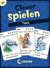 Clever spielen (Kartenspiel), Tiere
