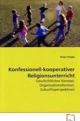 Konfessionell-kooperativer Religionsunterricht