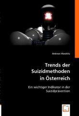 Trends der Suizidmethoden in Österreich