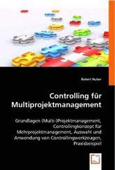 Controlling für Multiprojektmanagement