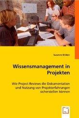 Wissensmanagement in Projekten
