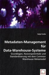 Metadaten-Management für Data-Warehouse-Systeme
