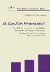 Die Europäische Privatgesellschaft