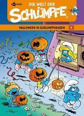 Die Welt der Schlümpfe - Halloween in Schlumpfhausen