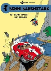 Benni Bärenstark - Benni macht das Rennen