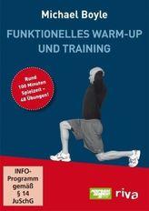Funktionelles Warm-up und Training, 1 DVD