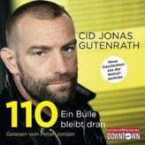 110 - Ein Bulle bleibt dran, 4 Audio-CDs