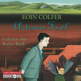 Artemis Fowl, 3 Audio-CDs
