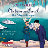 Artemis Fowl - Der Atlantis-Komplex, 6 Audio-CDs