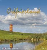 Ostfriesland, Postkartenkalender 2017